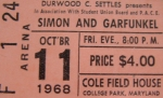 S&G 11101968 Cole Field House