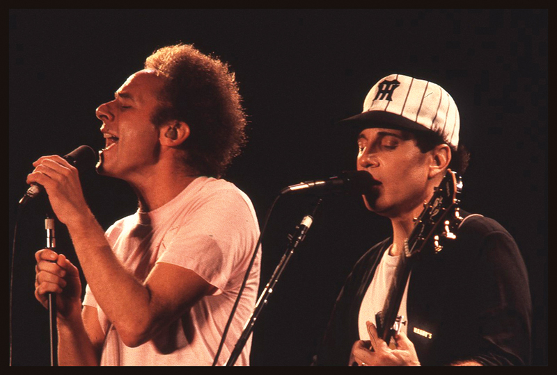 Simon and garfunkel melbourne