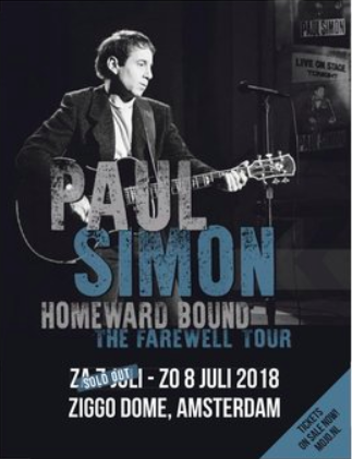 2018-07-08 PauL Simon Ziggo Dome