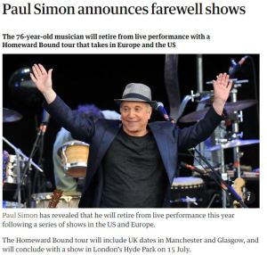 2018 Guardian Paul Simon
