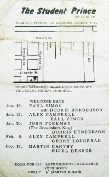 1965-01-16 Paul Simon