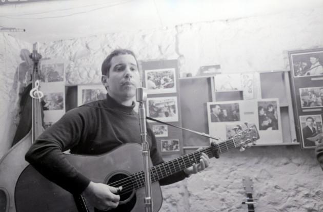 Paul Simon 1965-08-24